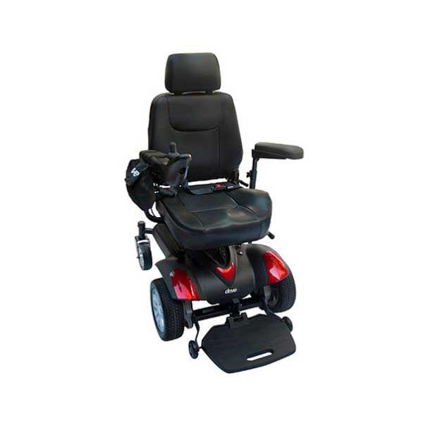 sillas de ruedas electricas titan